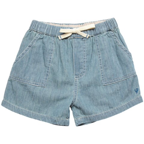 Pink Chicken Sean Short 2y chambray - 18sbr124c