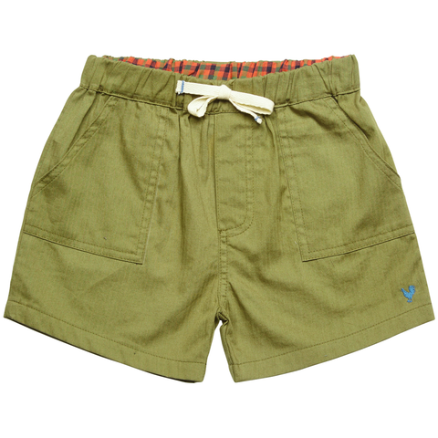 Pink Chicken Sean Short 2y capulet olive - 18sbr124b