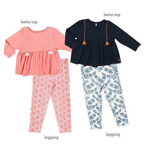 Pink Chicken Relaxed Boho Set 2y