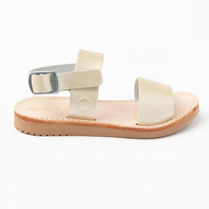 Pink Chicken Platinum Sanibel Sandal 3