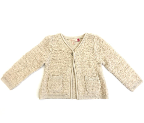 Pink Chicken Sara Sweater 2y cream - 19fpc325b