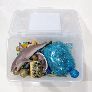 Pink Chicken Mini Sensory Kit - Under the Sea