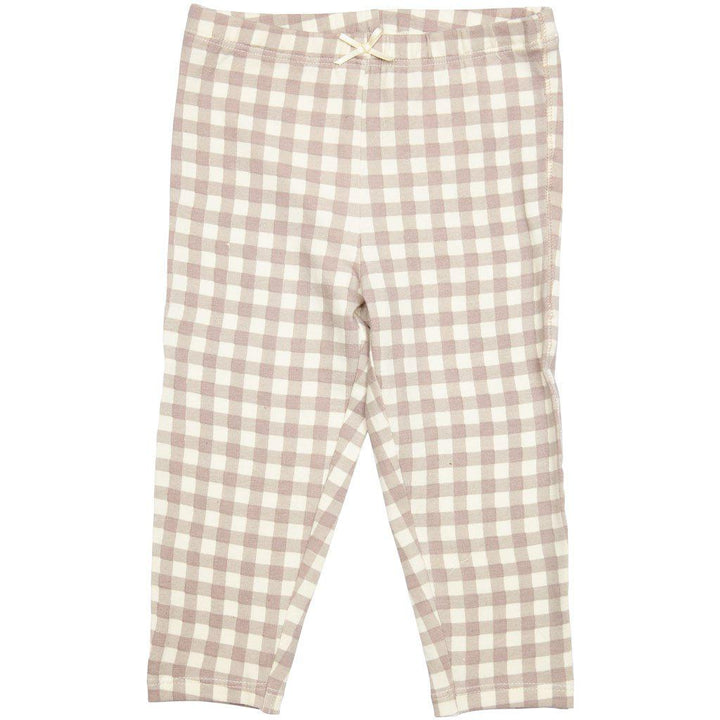 Pink Chicken Ankle Legging 2y atmosphere gingham - 19spc503c