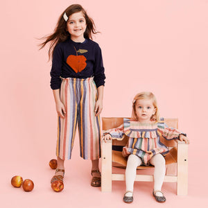 Pink Chicken Theodore Pant 2Y multi stripe