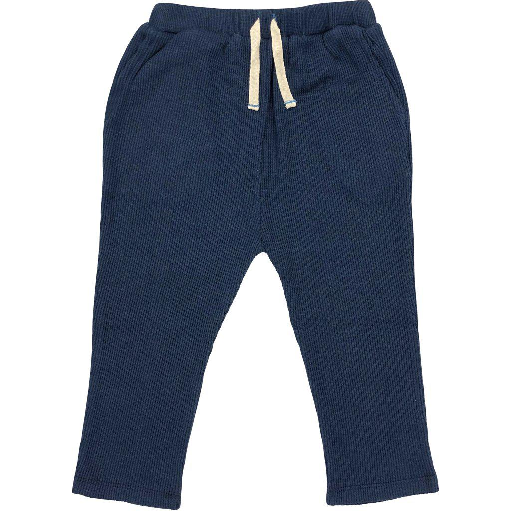 Pink Chicken James Pant 3/6m 19fbrb203b - navy
