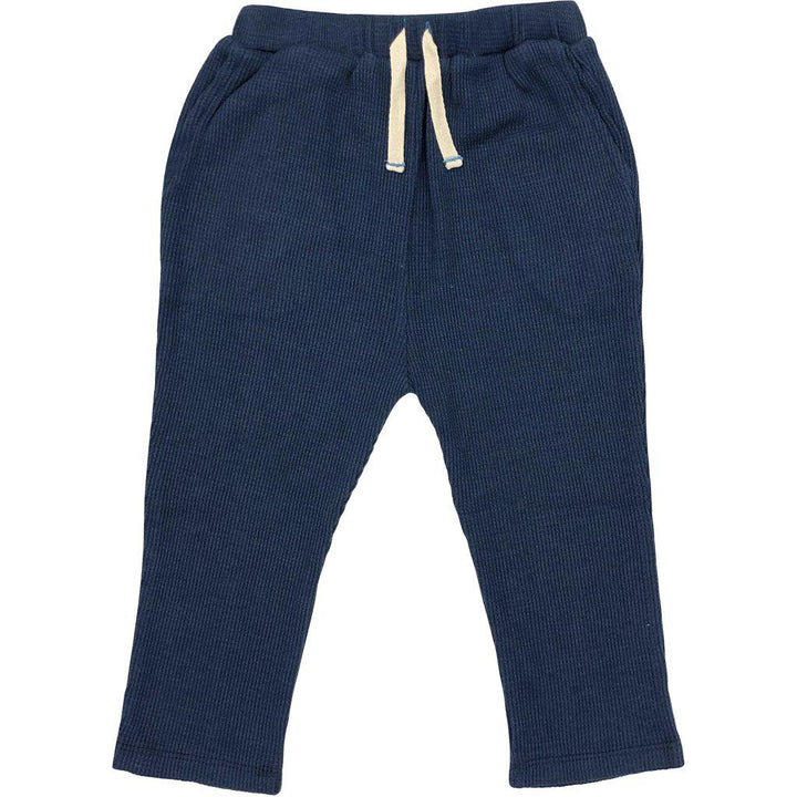 Pink Chicken James Pant 3/6m navy