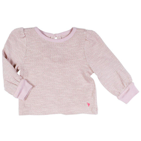 Pink Chicken Baby Kelsey Top 3/6m 19ffpcb547b - lavender frost