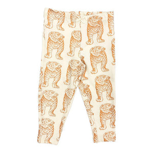 Pink Chicken Baby Legging 3/6m 19ffpcb831l - copper tiger