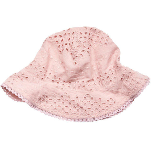 Pink Chicken Sun Hat 2/3y lilac - 18sspca130e