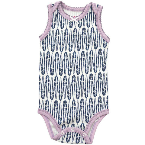 Pink Chicken Bella Bodysuit 0/3m blue raindrop - 18spcn927d