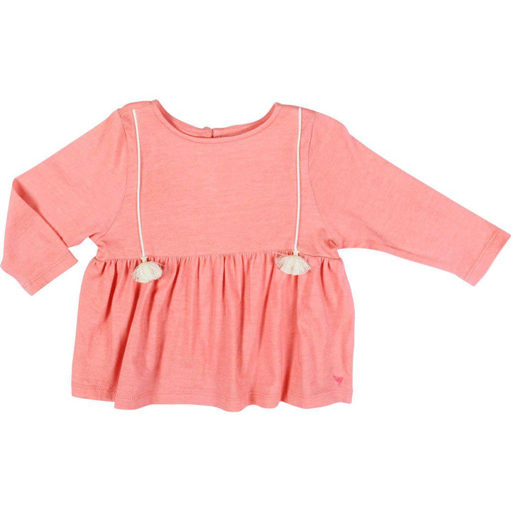 Pink Chicken Bette Top 2y mauveglow - 19fpc348d