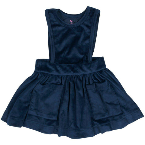 Pink Chicken Camille Jumper 2y 19ffpc336a - navy velour