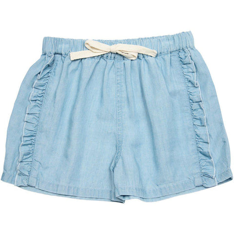 Pink Chicken Camp Short 2y chambray - 19spc115c