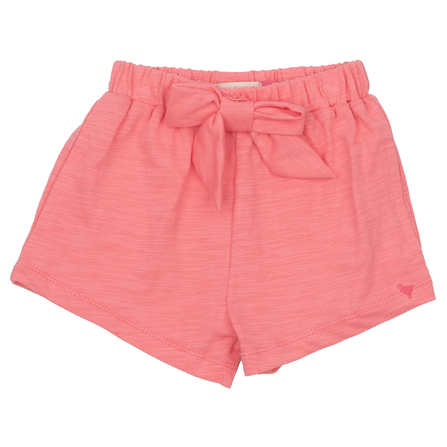 Pink Chicken Camp Bow Short 2y mauveglow