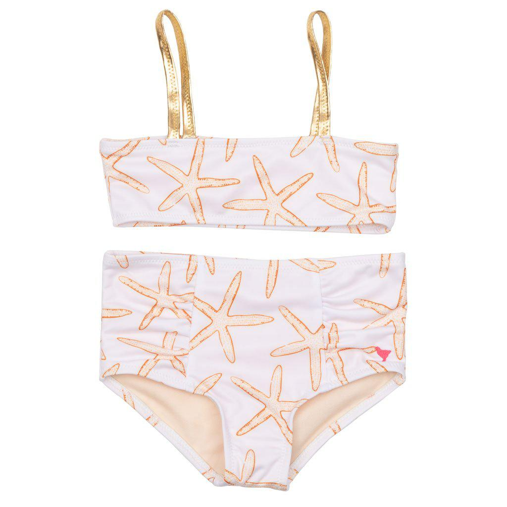 Pink Chicken Courtney 2-Piece Suit 2y inca gold starfish - 19rpcs103a