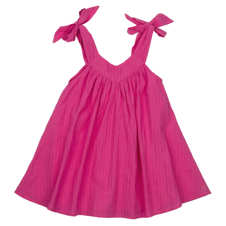 Pink Chicken Frida Dress 2y shocking pink