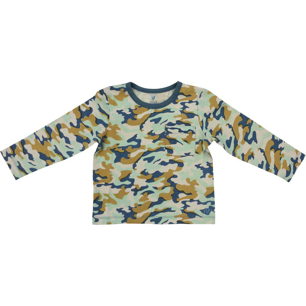 Pink Chicken Harry T 2y 19fbr103c - silver cloud multi camo