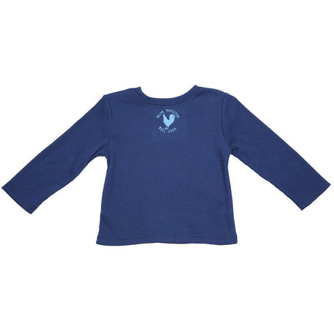 Pink Chicken Jared Thermal T 2y navy - 18fbr111d