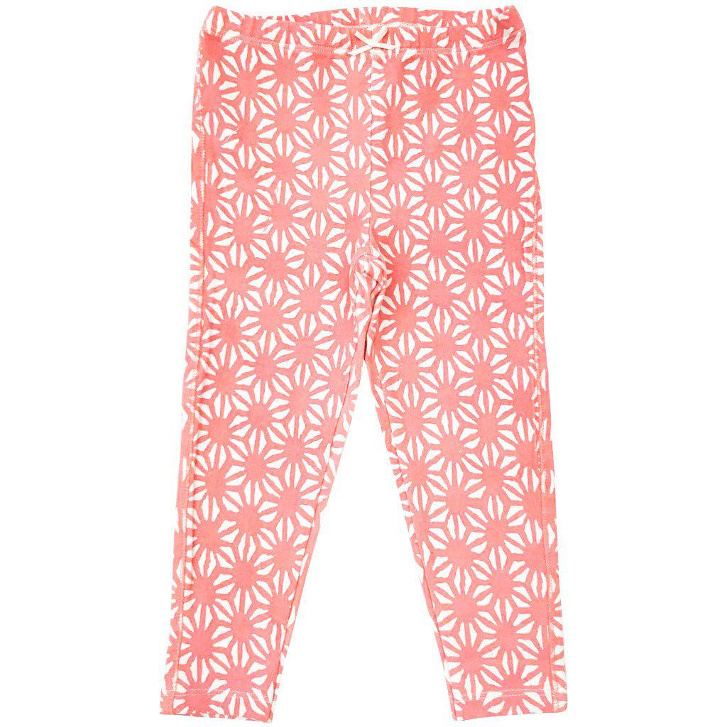 View larger version of Pink Chicken Fall Printed Leggings Set 2y