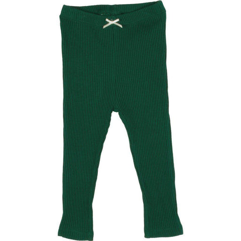 Pink Chicken Rib Legging 2y evergreen - 19fpc503e