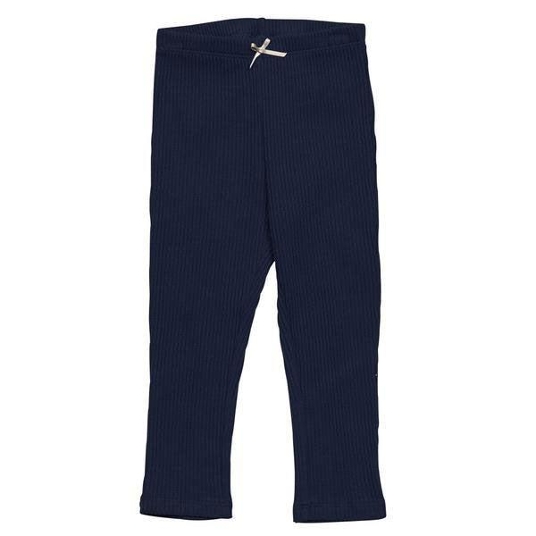 Pink Chicken Rib Legging 2y navy - 19fpc503f