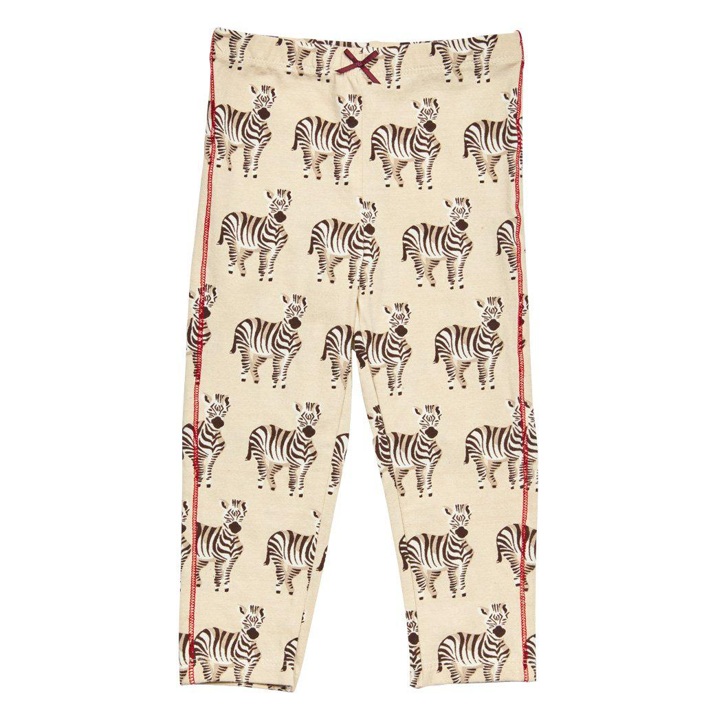 Pink Chicken Animal Legging 2y angora zebra - 17ffpc503m
