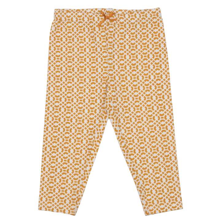 Pink Chicken Legging 2y mineral yellow lattice