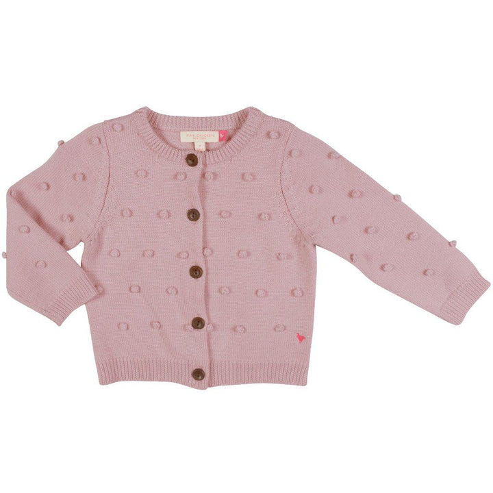 Pink Chicken Maude Sweater 2y light pink - 19fpc616a