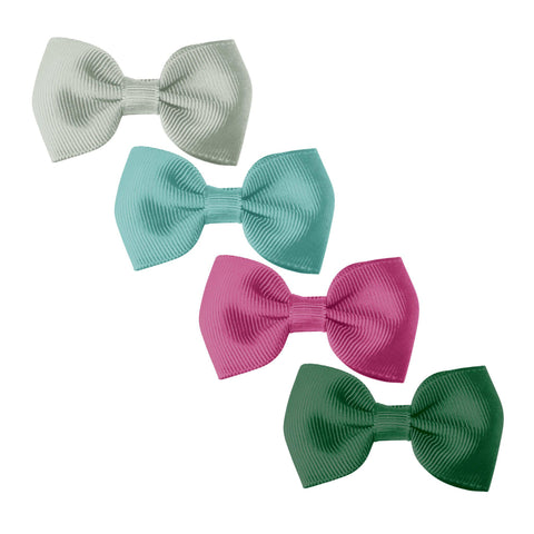 Pink Chicken Milledeux Bows grey/blue/pink/green