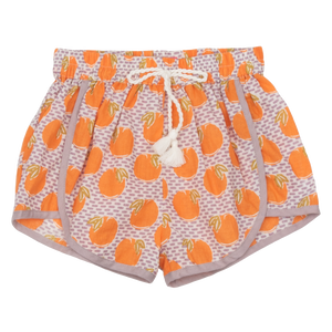 Pink Chicken Millie Short 2y nirvana oranges