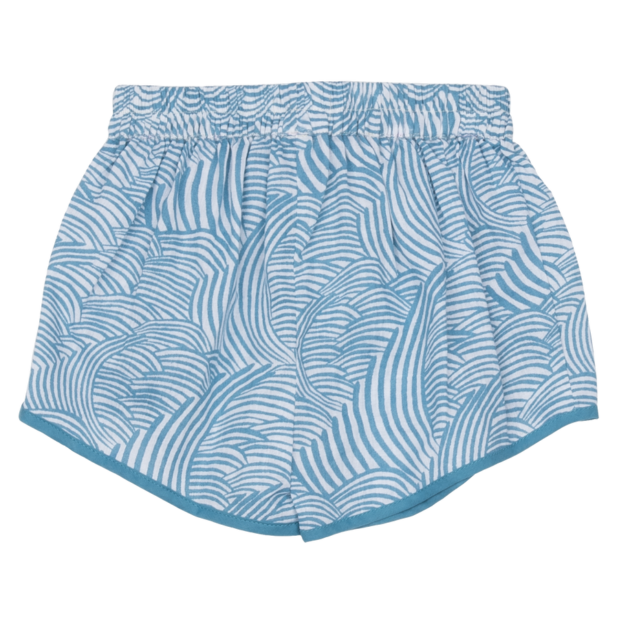 Pink Chicken Millie Short 2y riviera waves