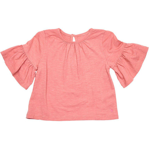 Pink Chicken Ophelia Top 2y dusty rose - 19spc288b