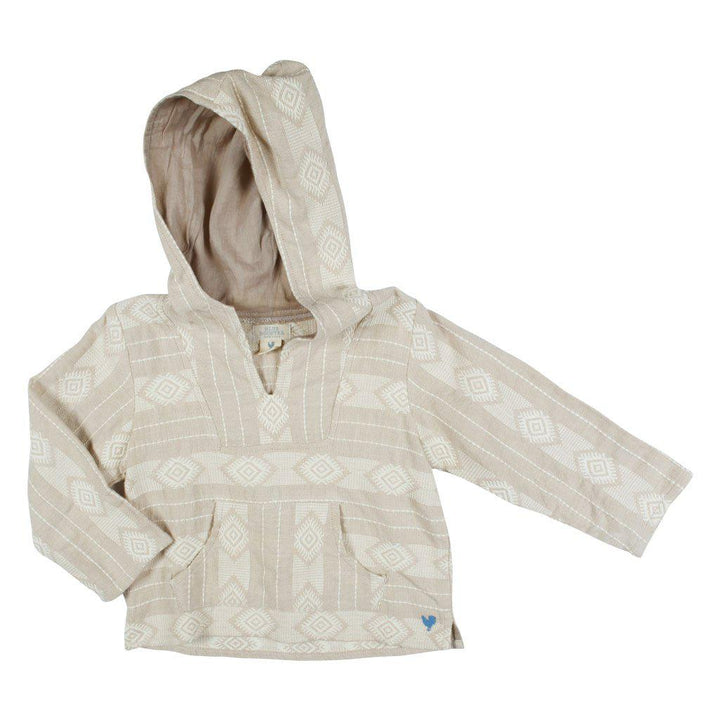 Pink Chicken Payton Pullover 2y atmosphere jacquard - 19sbr108a