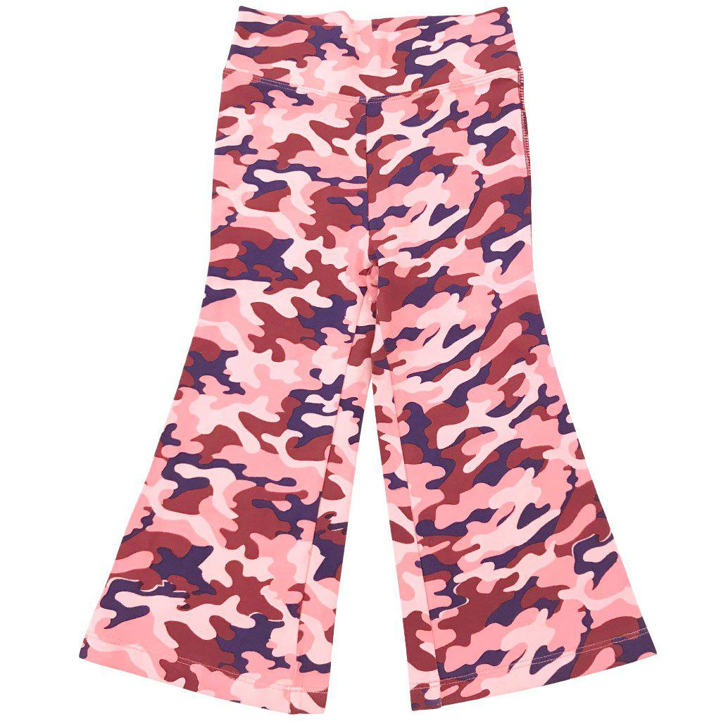 View larger version of Pink Chicken Petra Pant 2y mauveglow multi camo - 19ffpc344a