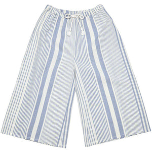 Pink Chicken Pixie Pant 2y blue stripe - 18rpc227a