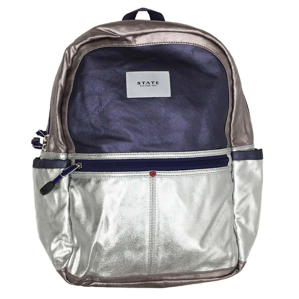 State Metallic Backpack