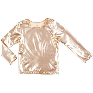 Pink Chicken Rash Guard 2y rose gold - 19spcs105a