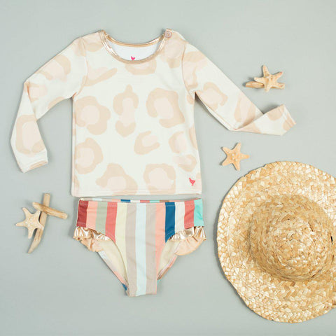 Baby Rash Guard Set