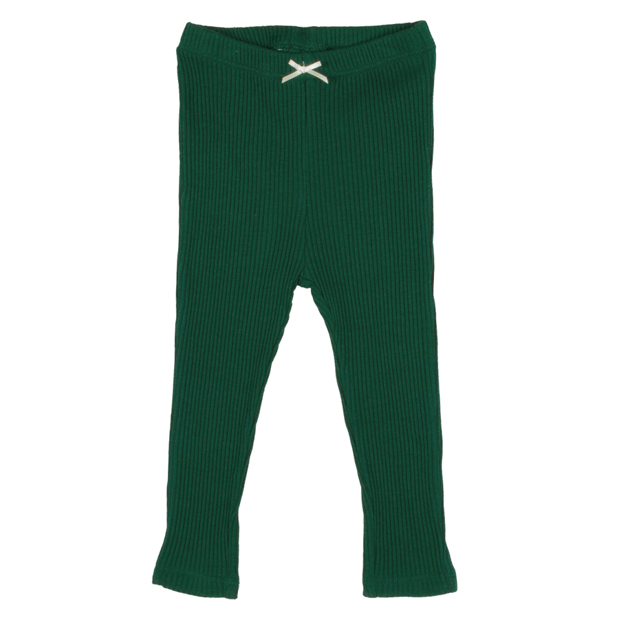 Pink Chicken Rib Legging 2Y evergreen