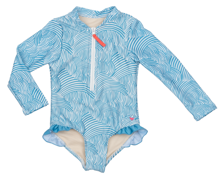 Pink Chicken Arden Suit 2y riviera waves