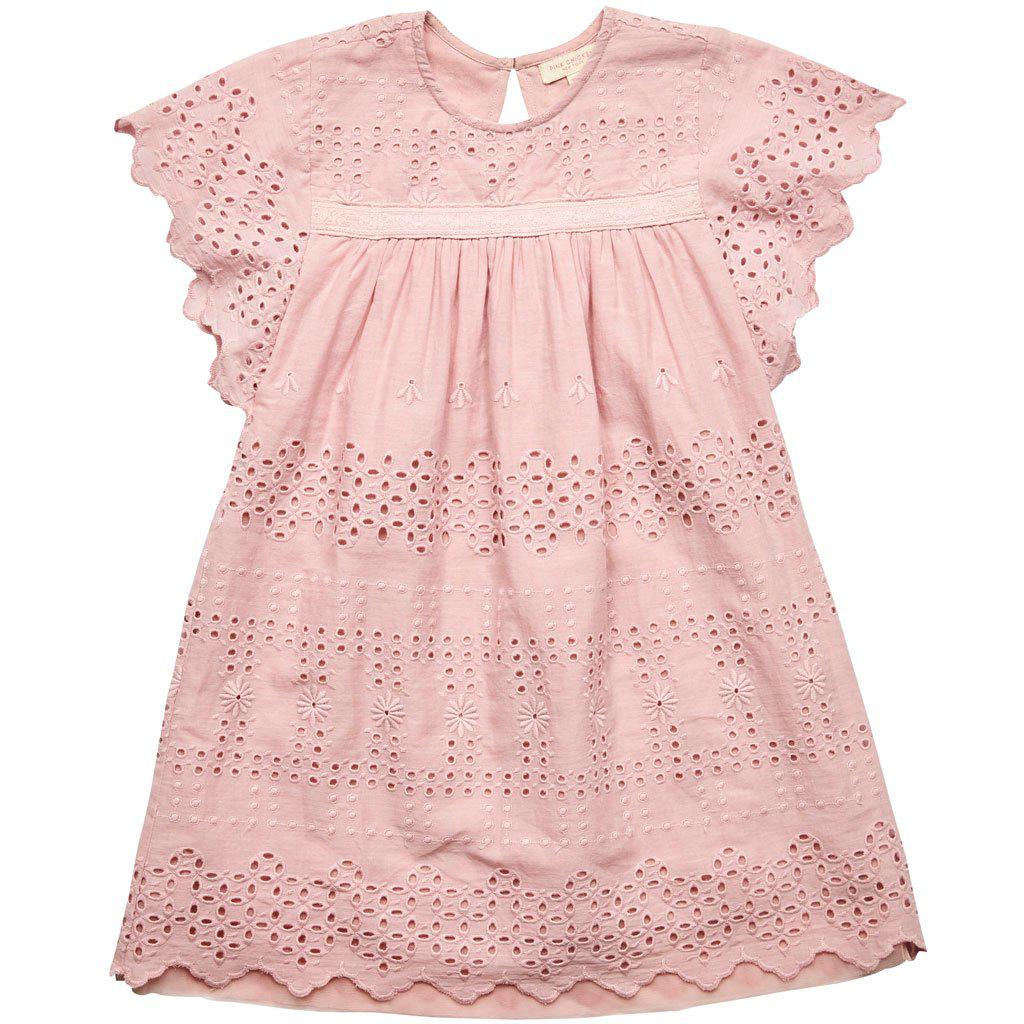 Pink Chicken Thea Dress 2y lilac - 18sspc184b