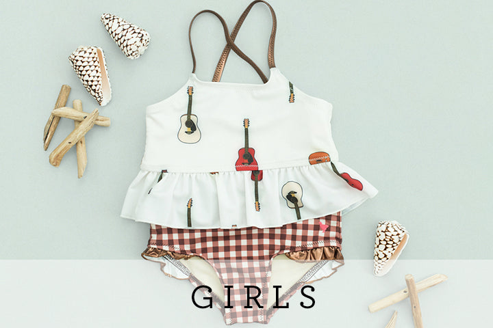 Click to view the Girls collection