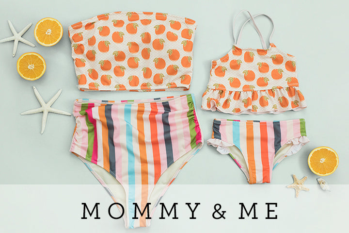 Click to view our Mommy and Me Collection!