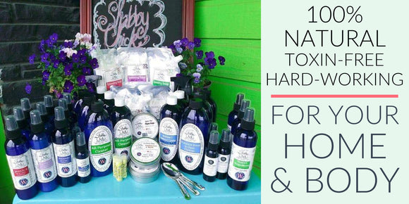 Shabby Chick All Natural Products
