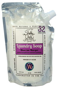 SMALL Laundry Soaps! 32 load