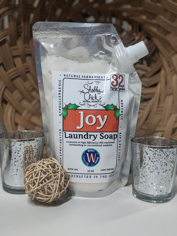 Joy Laundry Soap 32 load