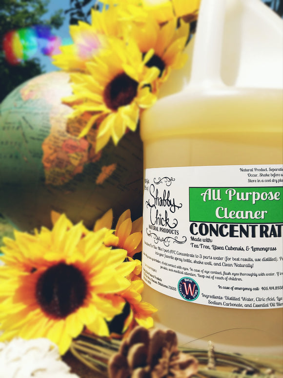 All Purpose Concentrate- Makes 3 Gallons