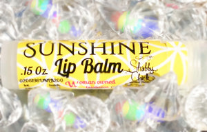 Sunshine Lip Balm
