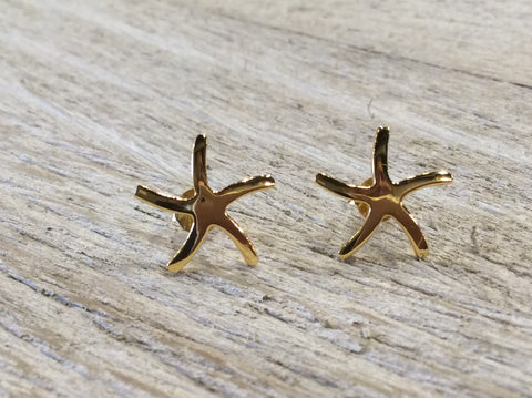 Tomas Starfish Sterling Silver Stud Earrings
