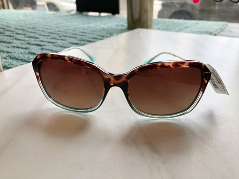 Red Carpet Sunglasses - Amazonite